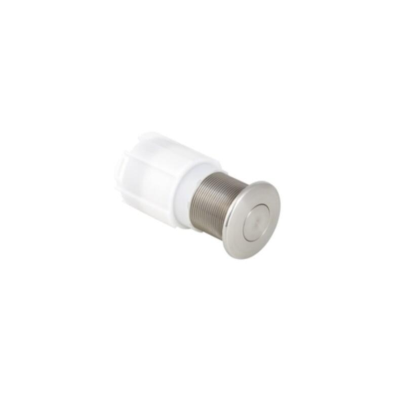 pneumatic short wall finger push button metal,actuator,stainless steel
