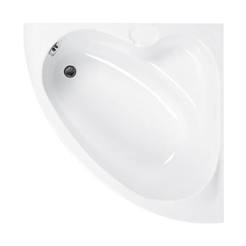 Rio Bath 1050 x 1050 corner bath and panel