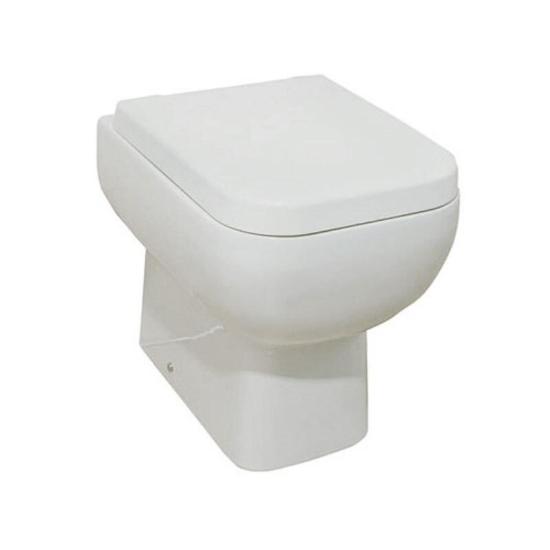 Rak Series Back to Wall Toilet with Soft Close Seat