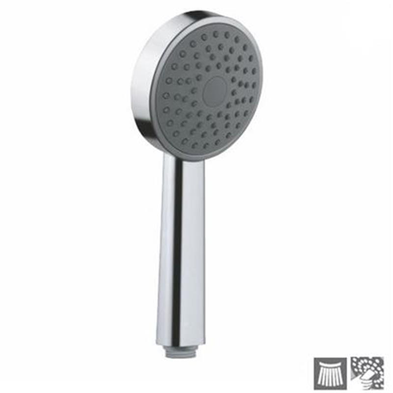 Single Function 95mm dia Round Shape Hand Shower, LP 0.3