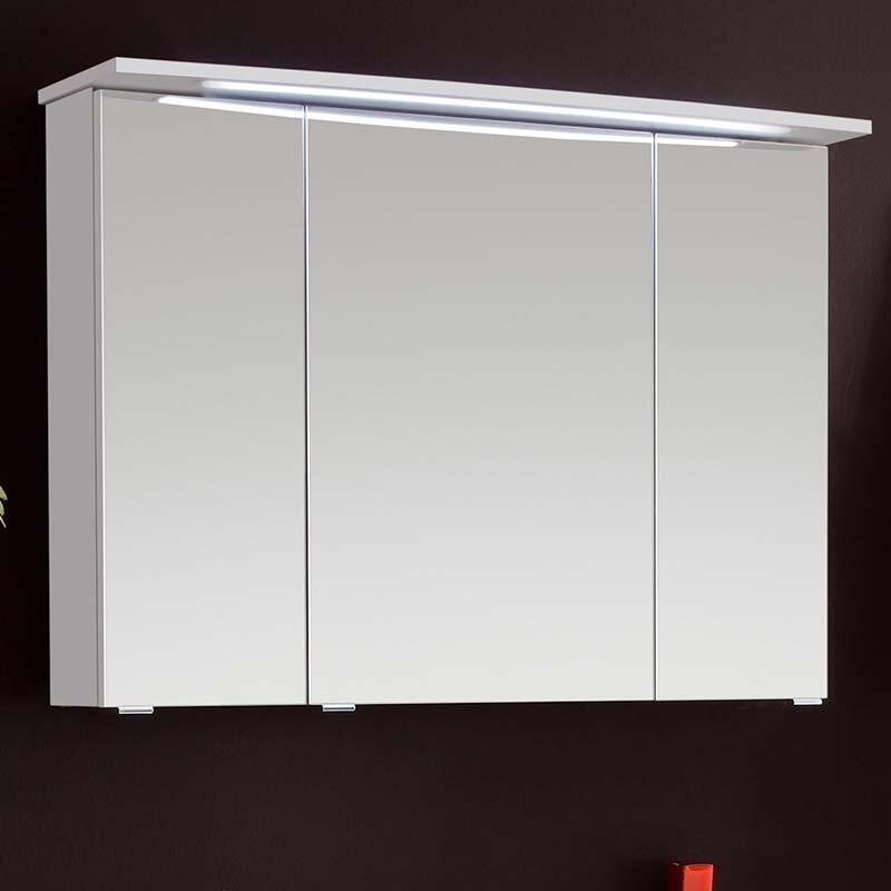 Mirror Cabinet - 3 Doors, 960mm Width
