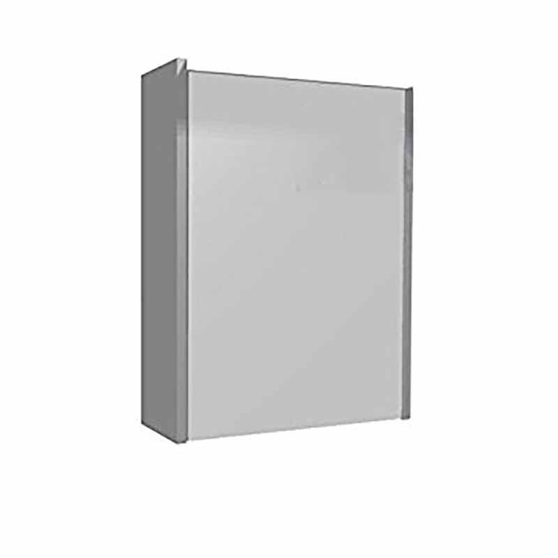Mirror Cabinet - Left Hand Hinges, 1 Door, 540mm Width