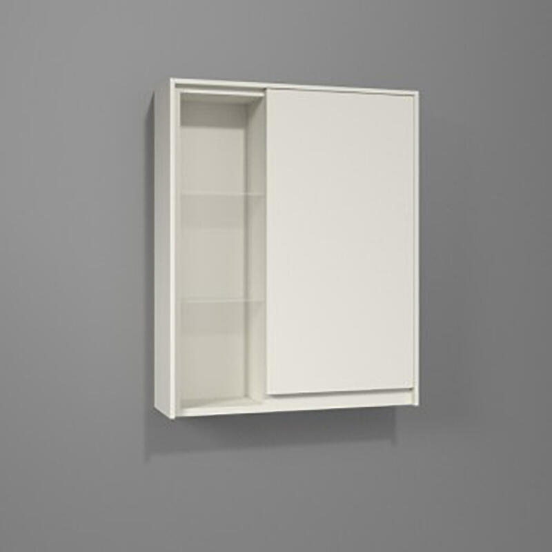 Solitaire 6010 Wall Cupboard LH 710x570x170 PG1