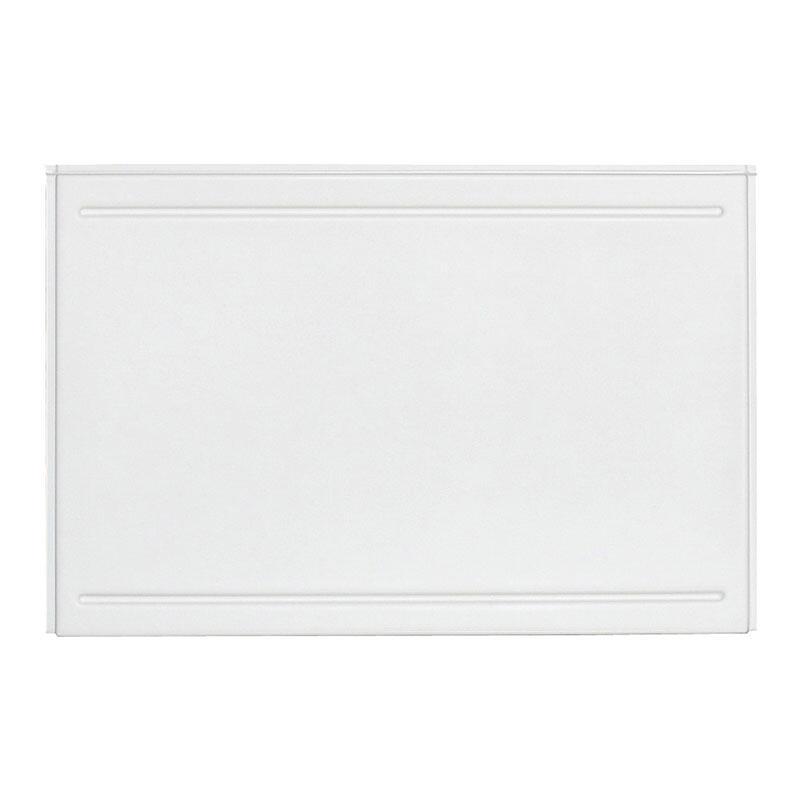 Trojan Supastyle 700 End Panel White
