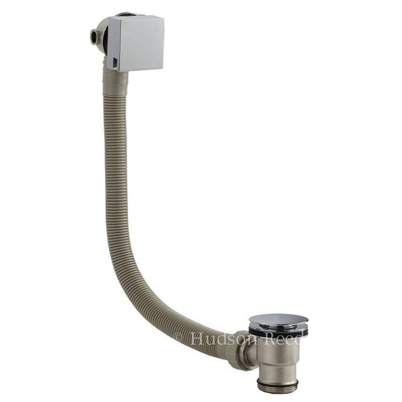 ULTRA  SQUARE SLIMLINE FREEFLOW BATH FILLER