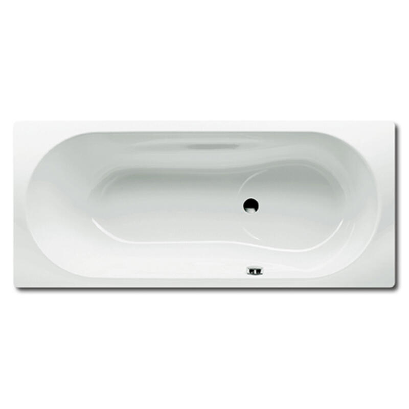 Vaio Set Bath: 1600 x 700mm, No Tap Holes