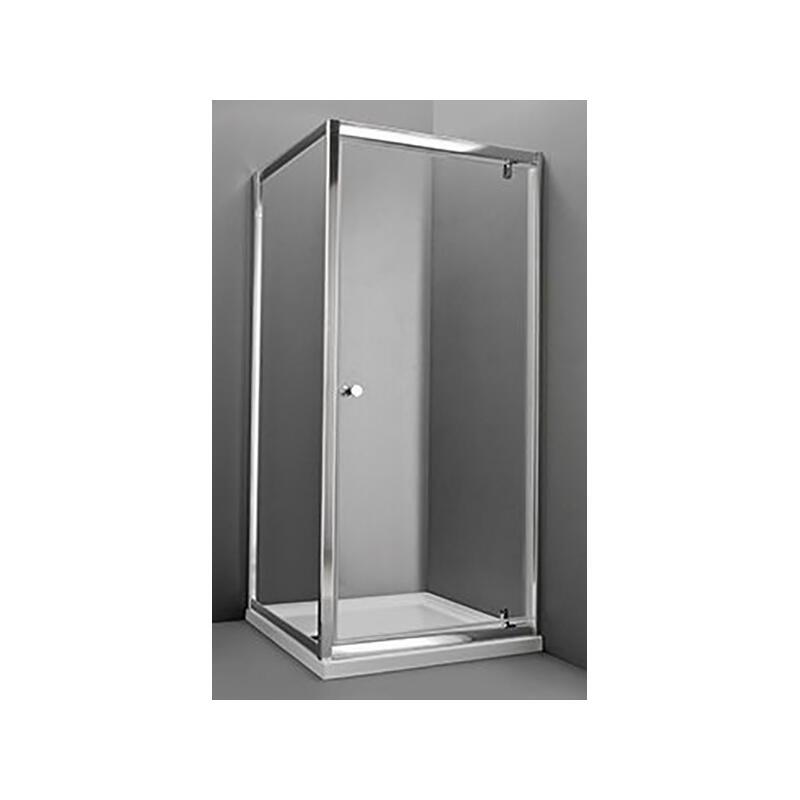 760 Pivot Shower Door & 800 side Panel
