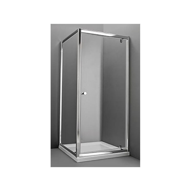 760 Pivot Shower Door & 800 side Panel