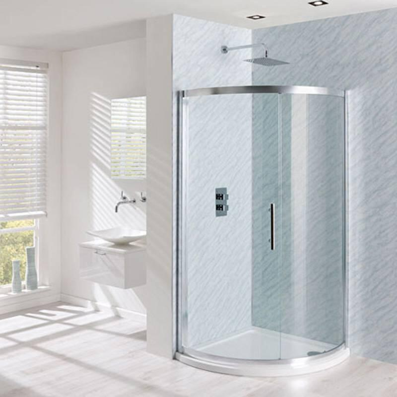 Hydropanel 600mm T & G New Marble Blue