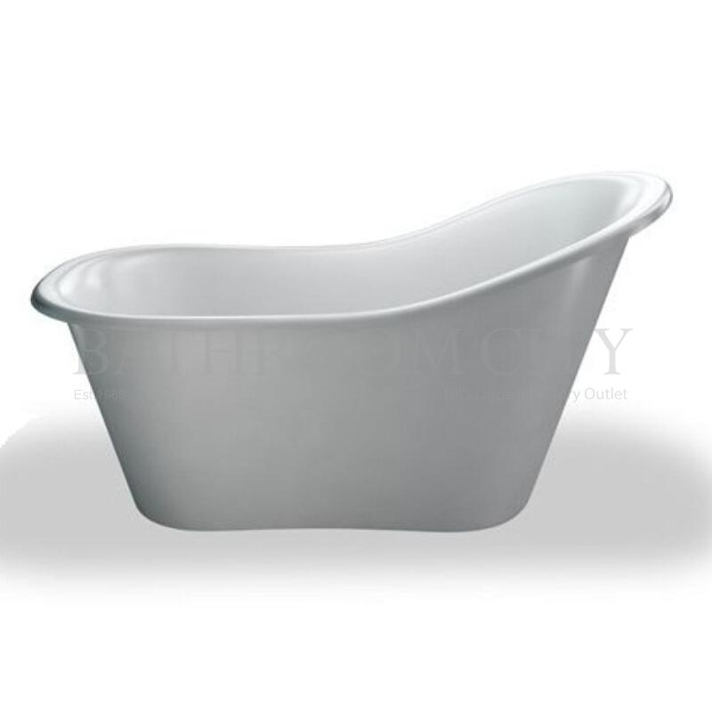Emperor slipper bath