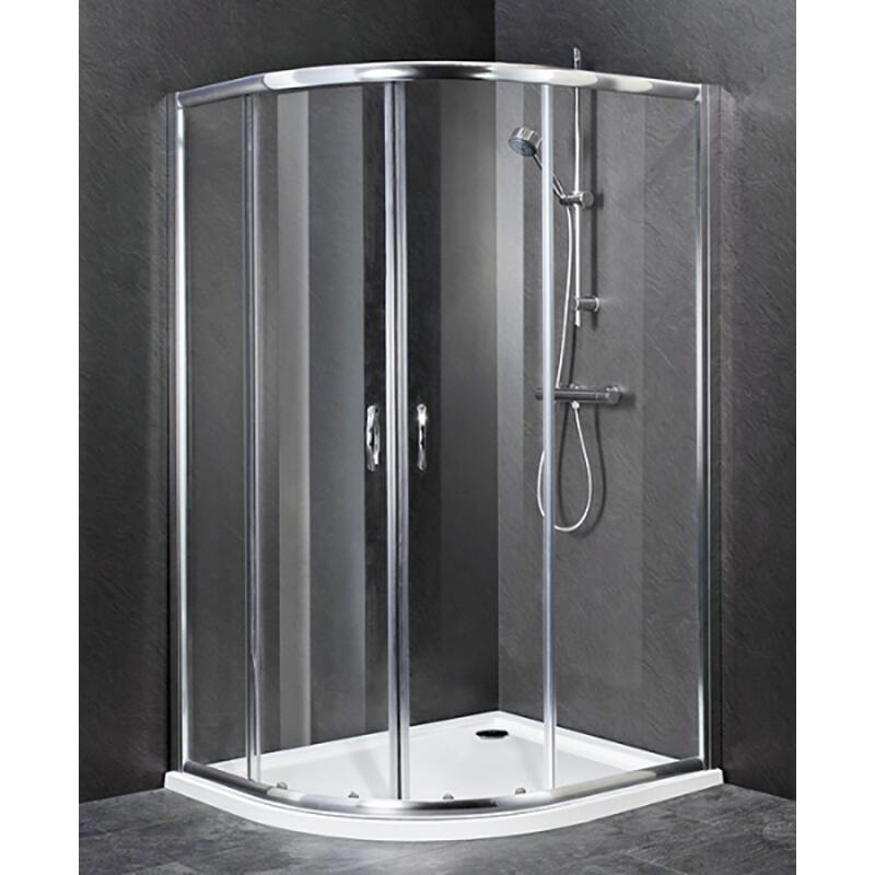 BC 800 Quadrant Shower Enclosure