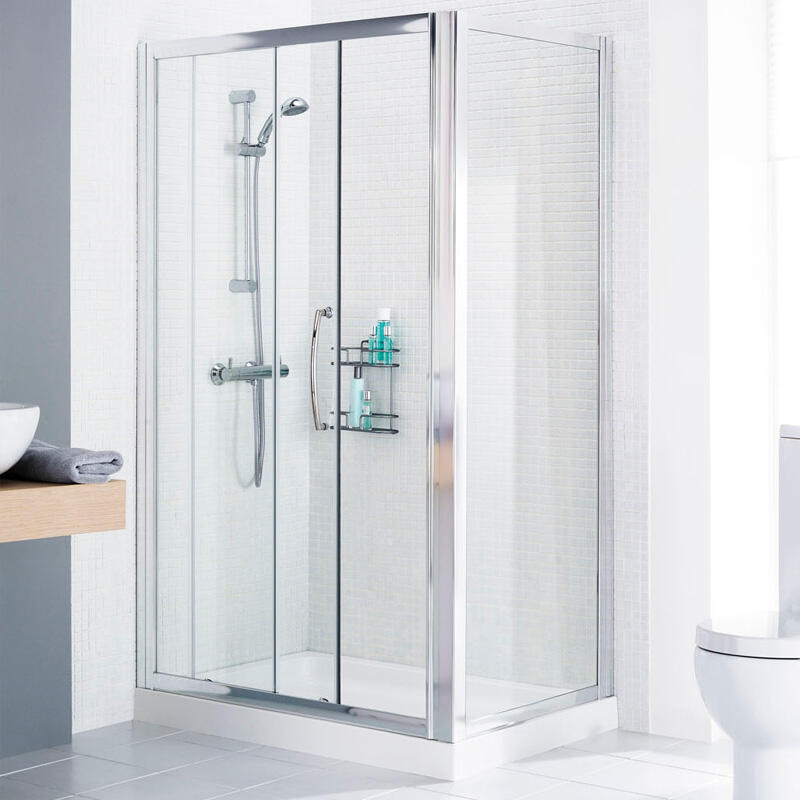 800 MIRROR SHOWER DOOR SIDE PANEL