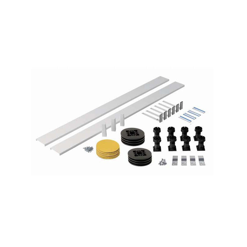 PANEL RISER PACK FOR SQUARE / RECTANGLE AND PENTANGLE TRAY UP TO 1200MM