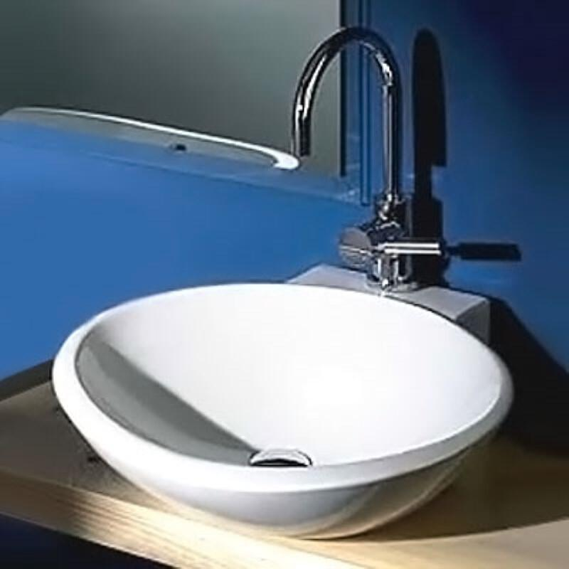 Spot Oval Worktop Basin