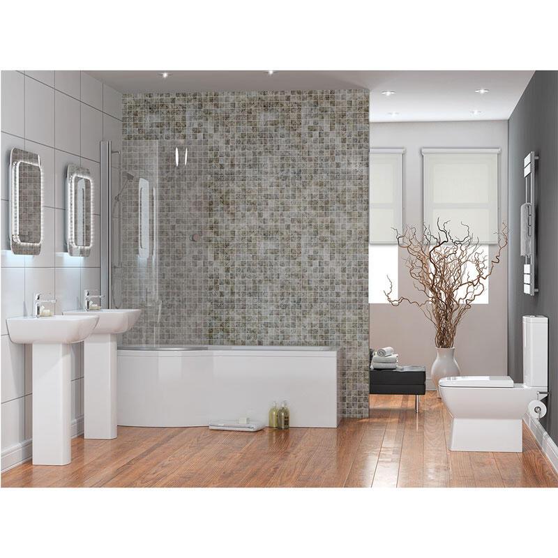 Summit complete Bathroom Suite