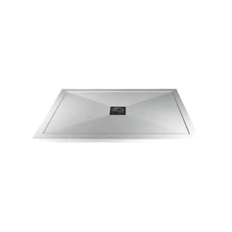900 x 900 - Square 25mm shower trays (inc waste)