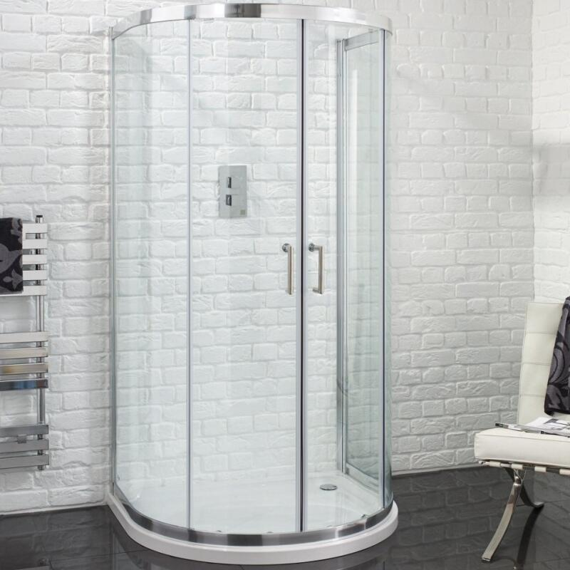 venturi 6 U Shaped Shower Quadrant 6mm