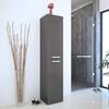 PATELLO BATHROOM TALL BOY GREY Storage