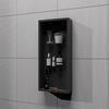 Grey Bathroom Storage cabinet