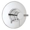 Chrome Tec Dual Thermostatic Concealed Shower Valve