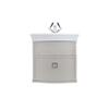 unique design Verona Small Basin Wall Hung Vanity Unit and basin