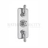 BAYSWATER TRIPLE CONCEALED SHOWER VALVE