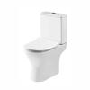 Freya Short projection WC Pan Cistern & Seat
