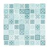 IDS Showerwall Acrylic Victorian Turquoise - 178870