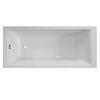 Galaxy Square Single Ended Square Bath