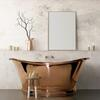 Copper Boat Bath - 179020