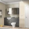Oliver 1700 Fitted Furniture with Mirror Cabinets - 179042