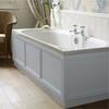 Old England Grey Bath Panel 1700 Optional End Panel - 179239