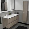 wall hung bathroom furniture