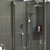 Mira Platinum Digital Shower 2 Outlet High Pressure - 179331