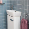 Britton MyHome Wall Hung Cloakroom 360mm Vanity Unit