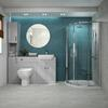 Oliver Shower Suite 1500 Fitted Furniture with Tall Boy - 179888
