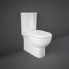 Tonik Close Coupled Back to Wall WC with Soft Close Seat