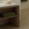 6001 Solitaire Bathroom Seating Bench