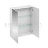 600mm wall cabinet with mirrors - 178530
