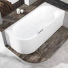 Kaldewei Centro Duo 1 Left Hand Steel Bath Room View