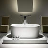 Kaldewei Centro Duo Oval Steel Bath Room Scene