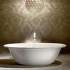 Ellipso Duo Oval Steel Bath Room View