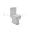 Ambrose Compact Semi Flush to Wall WC