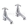 Anglesey Bath tap deck mounted with cross head Handle