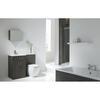 AquaTrend petit Metro Bathroom Suite Unique Design