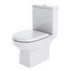 Asselby Close Coupled Pan and Soft Close Seat Including Cistern and Fittings