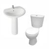 Avant Jazz 4 Piece Bathroom Suite