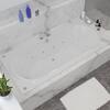 Large Whirlpool Bath