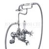 "Birkenhead Bath shower mixer wall mounted with ""S"" adjuster"