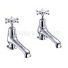 Birkenhead Bath tap deck mounted with cross head Handle